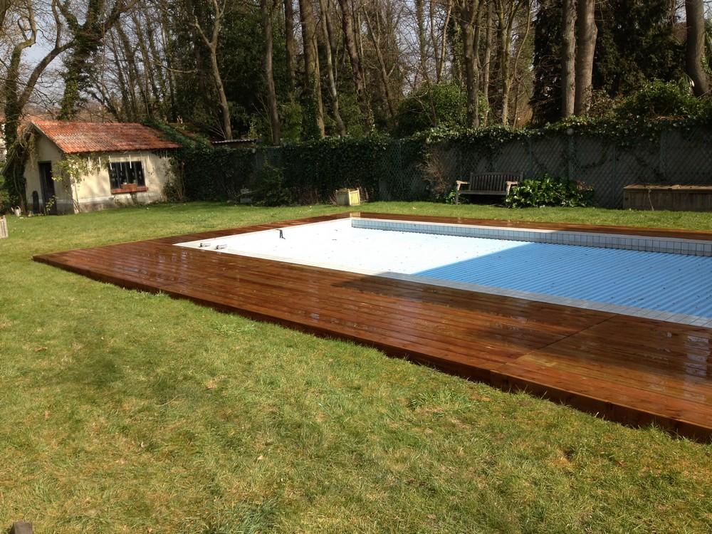 Terrasse bois dans lOise (60) spécialiste pose et création