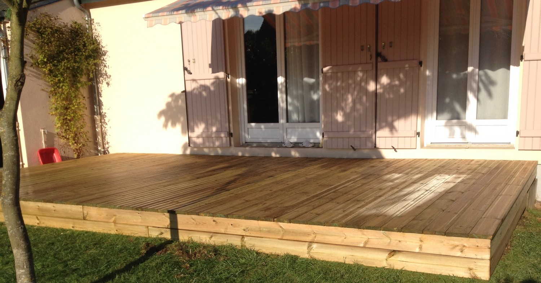 Terrasse En Bois Oise terrasse en bois dans l'oise 60: spécialiste de la terrasse